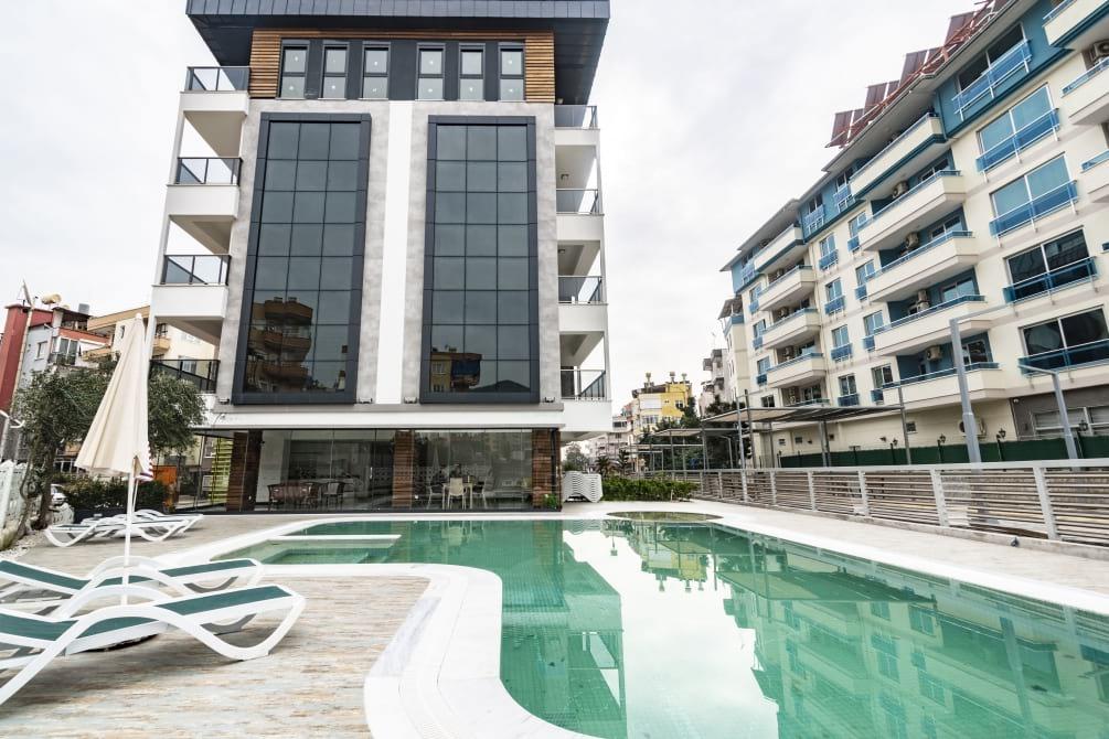 Image of Linea Loft 2+1 North-West Penthouse