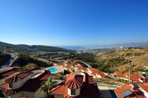 Image of View Villa Kargicak
