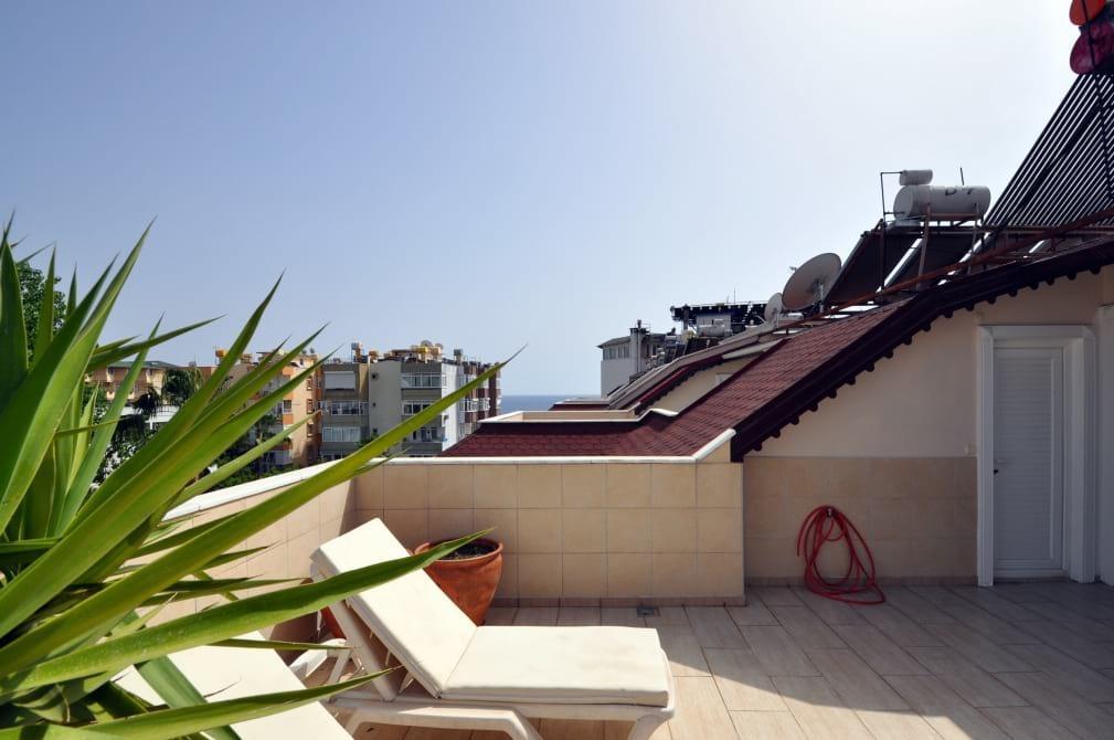 Image of Alanya Kleopatra Beach Penthouse