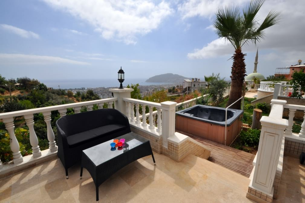 Image of Oasis View villa