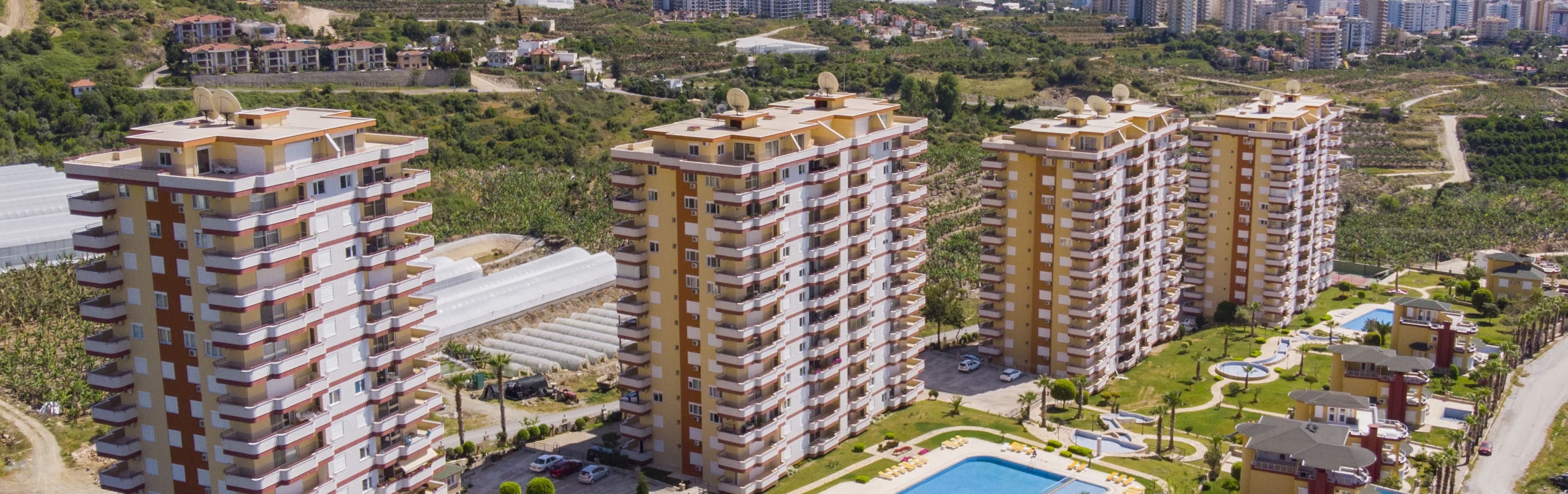 Holiday village apartments