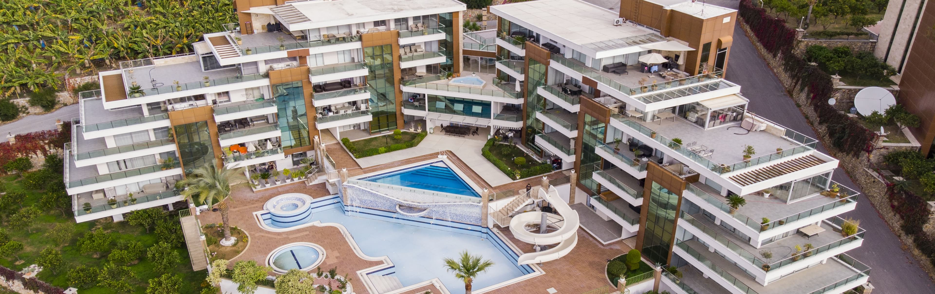 Aramis Terrace 1 bedroom apartment