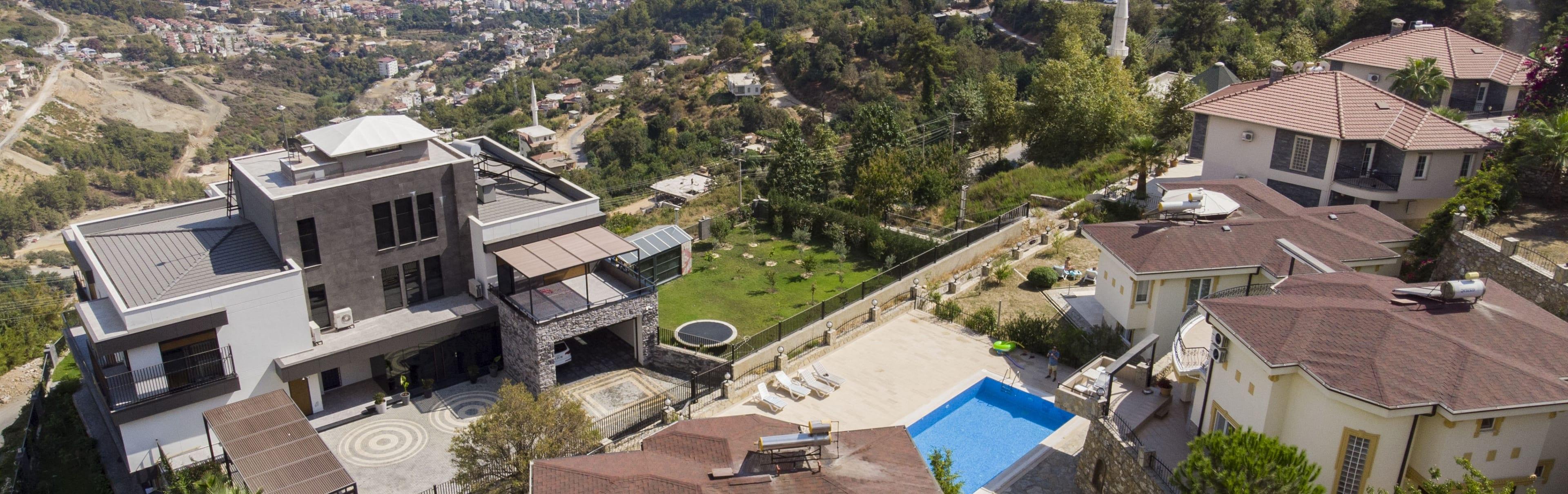 Alanya Sultan View Villa
