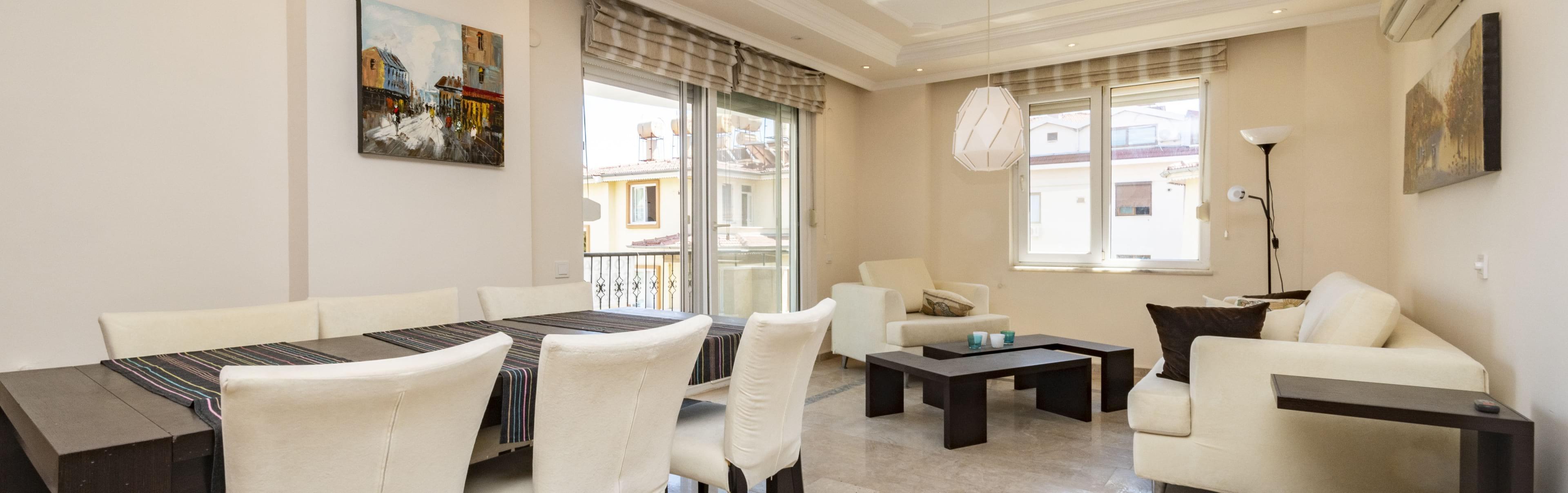Sun Kestel -  4 bedroom Duplex