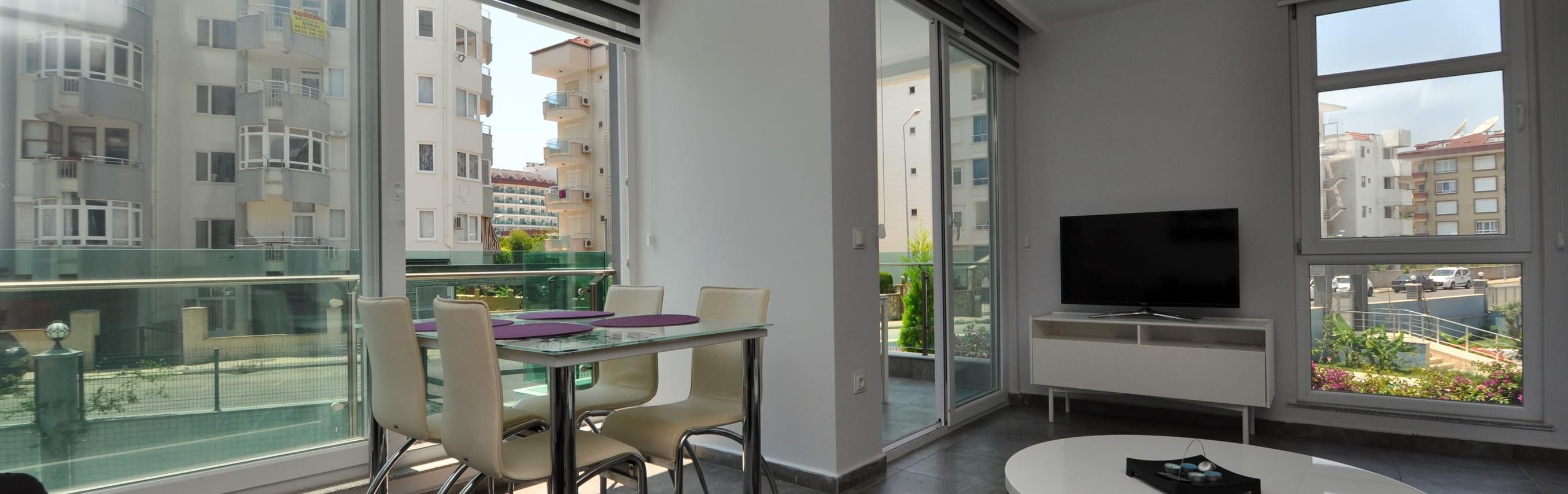 Mini Maxi Suite Apartments Oba