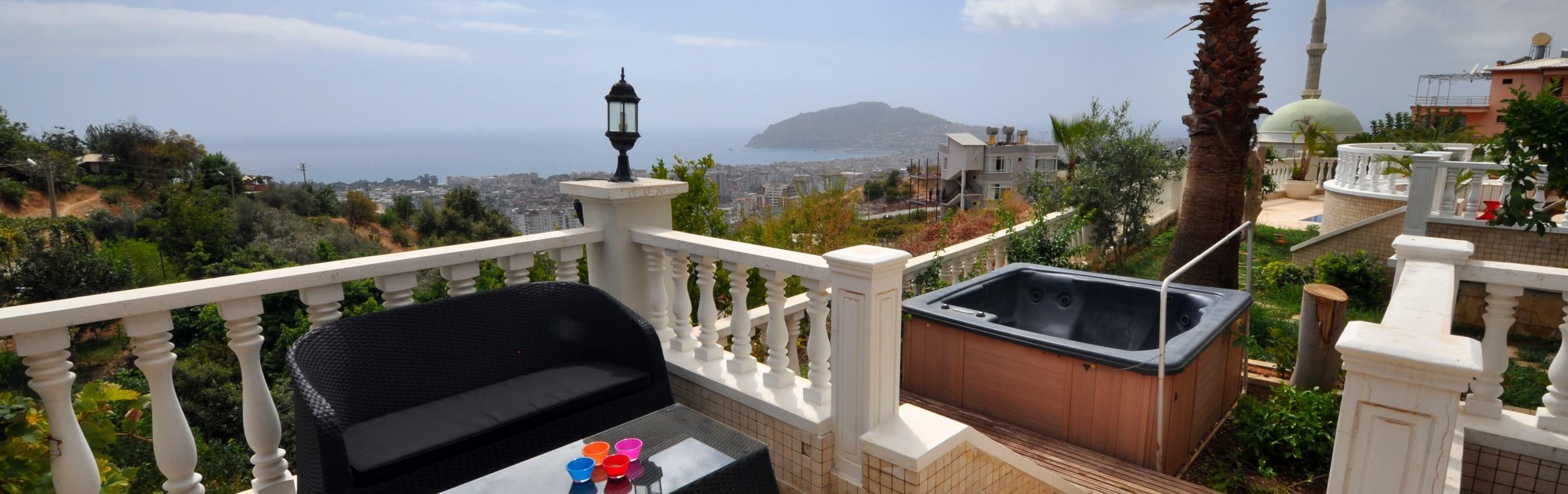 Oasis View villa